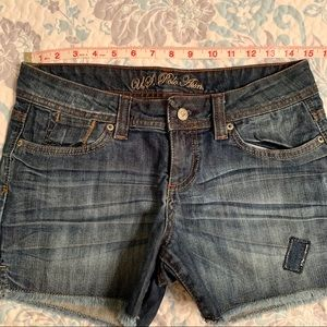 US Polo Association Jean Shorts Size: 5/6